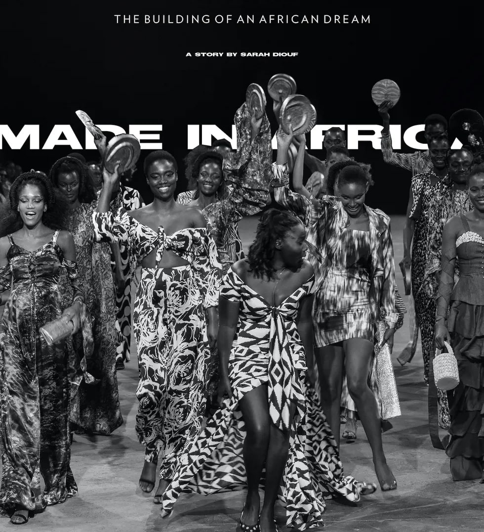 Sarah Diouf's Made In Africa Documentary Offers Inspiration for the Future of African Fashion