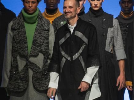 Fashion industry mourns passing of South African fashion designer Coenraad de Mol