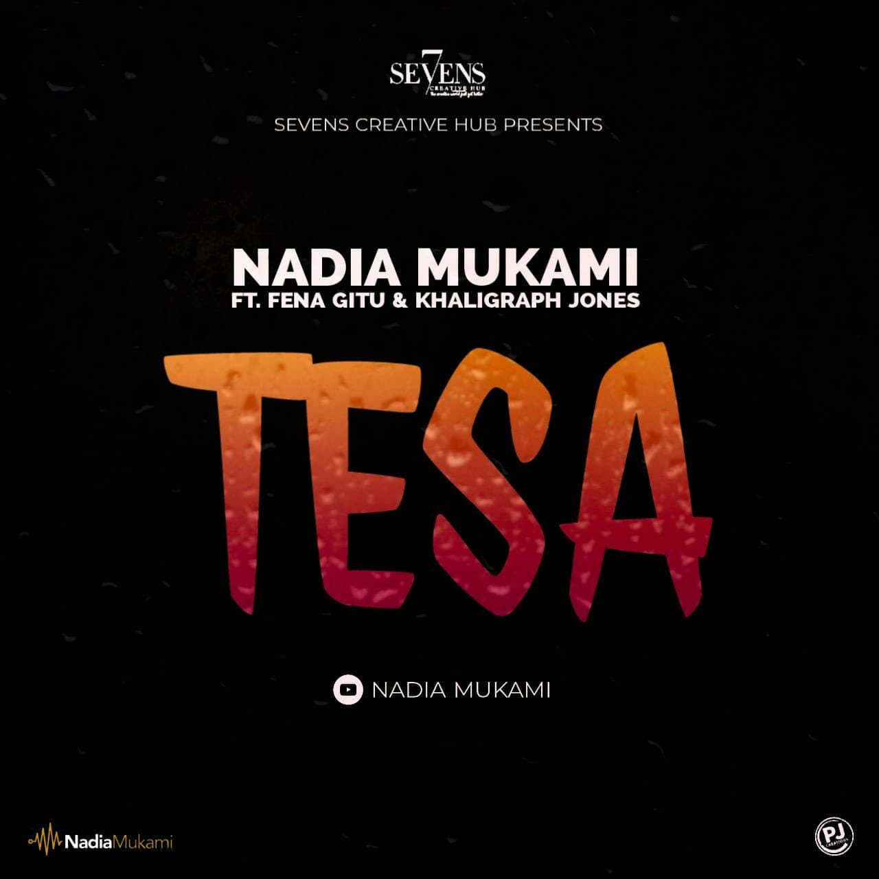 Nadia Mukami featuring Fena Gitu and Khaligraph Jones – Tesa Official HD Music Video