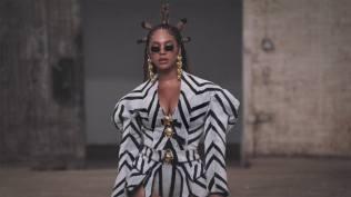 Beyoncé in Loza Maléombho. Photo: Disney+