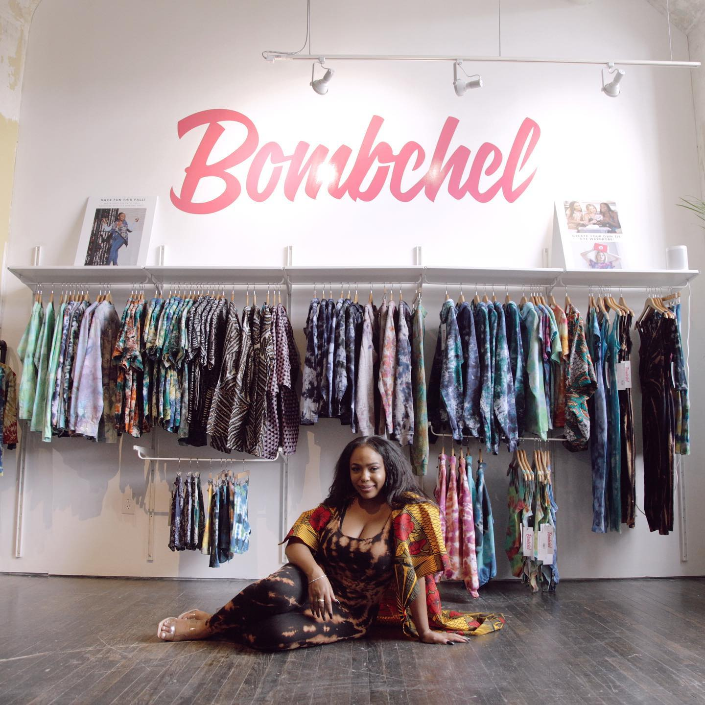 Bombchel, A West African Clothing Store, Employs Refugees Living In Atlanta