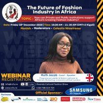 Ruth Jacob Guest Speaker Programme leader & Senior lecturer in Fashion Marketing University of East London