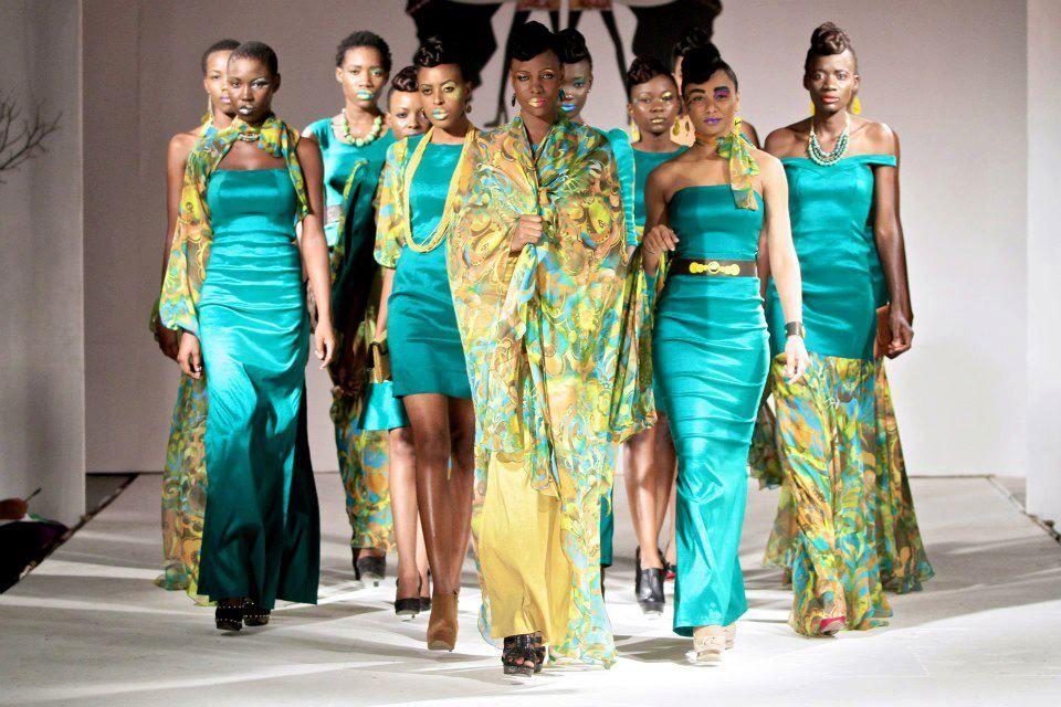 HighlightsFrom RwandaFashion 2020