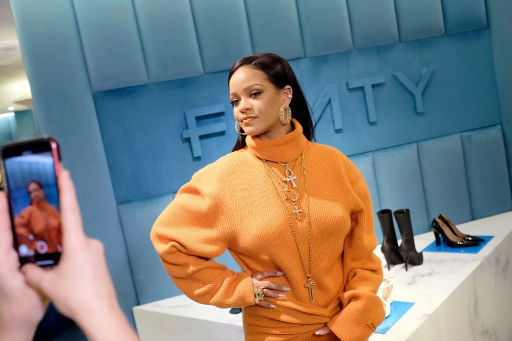 Rihanna's Fenty fashion label to close down after 2 years