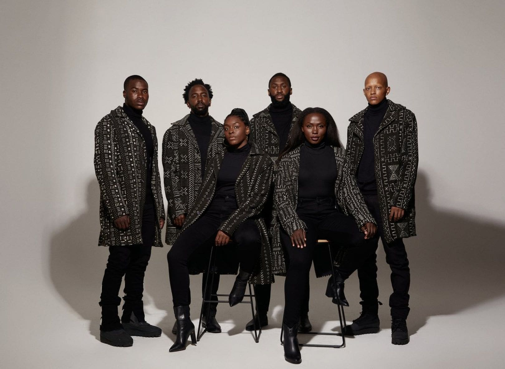 Akintunde Ahmad's new fashion line takes African textiles global