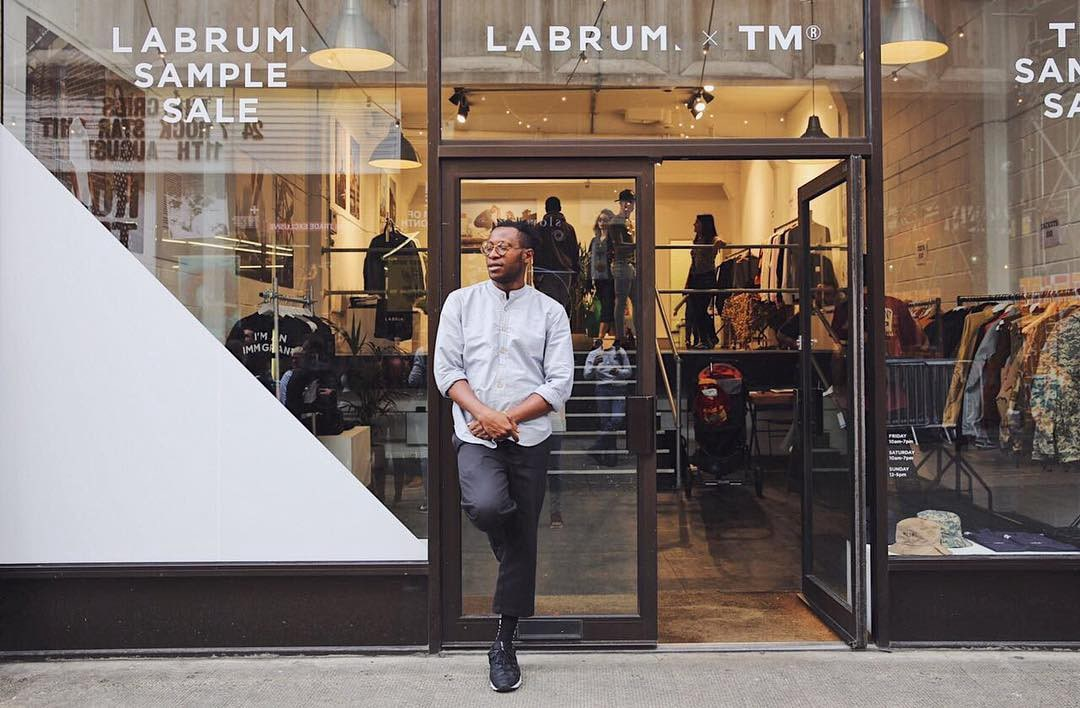 Rising label LABRUM Weaves Untold Stories of West Africa into its Clothing