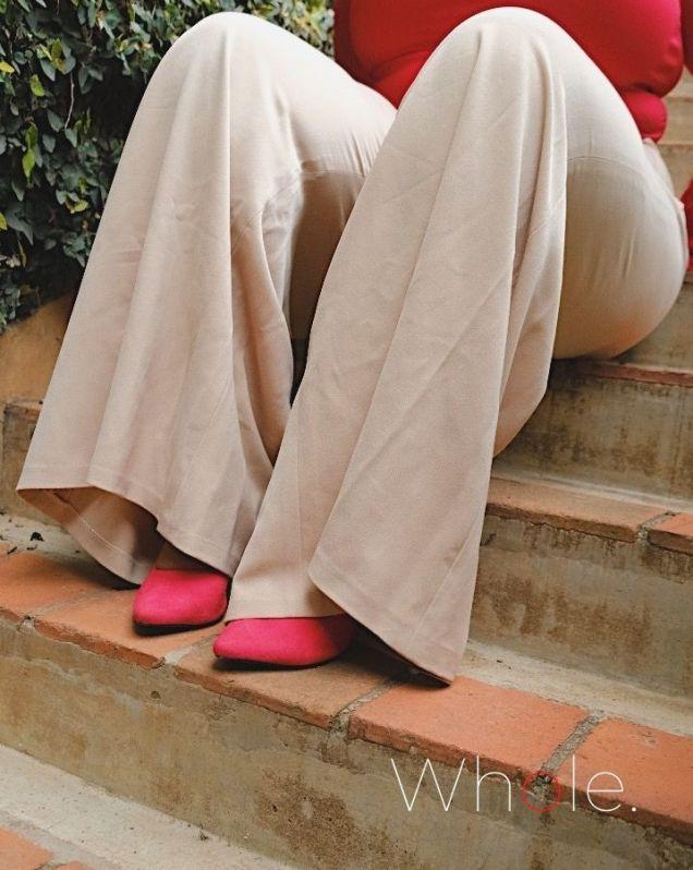 ' Upana ' 3 wide-legged Pants