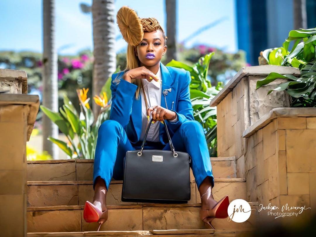 Azziad Nasenya Kenyan TikTok Queen is Highest Paid Influencer in Kenya, 28th in Africa