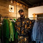 Oakland Clothing Designer Sources Textiles from Africa
