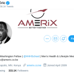Eric Amerix Goes Viral On Twitter After Warning These Types of People in Society