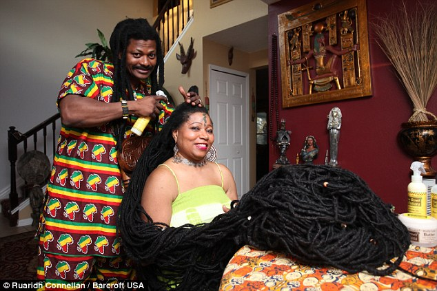 Kenyan Man Marries Florida Woman With The Worlds Longest