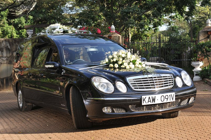 PHOTOS: Lee Funeral Home Acquires New Sleek Sh17 Million Hearse