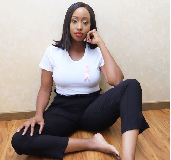 Authored by janet mbugua, an advocacy project under her inua dada foundation. Janet Mbugua Narrates Embarrassing Menstrual Staining Story