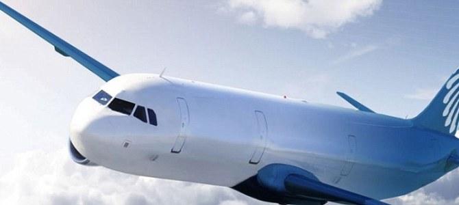 【衝撃&感動】これが未来の飛行機の形!窓なし飛行機が10年後に実現?