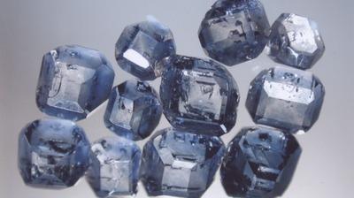 死んだらダイヤモンドになれる技術が開発される!!