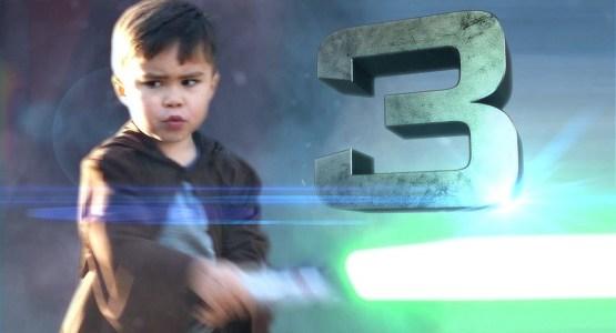 映像クリエーターのパパが本気を出したホームビデオ最新作!3歳の息子の妄想世界をCG化!