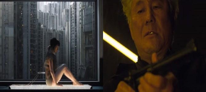 ハリウッド版実写映画『攻殻機動隊』の映像が公開