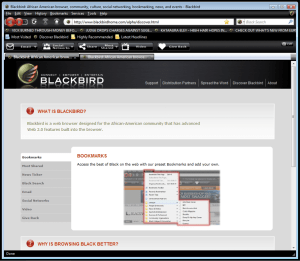 blackbird browser