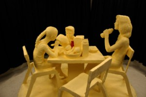 Milk, Moms, Mornings Butter Sculpture.img_assist_custom
