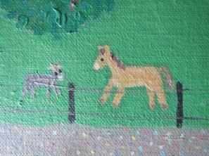 Hesten og Geden