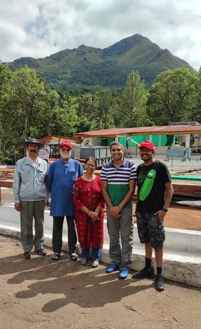 Balanoor Team with Naivo Team