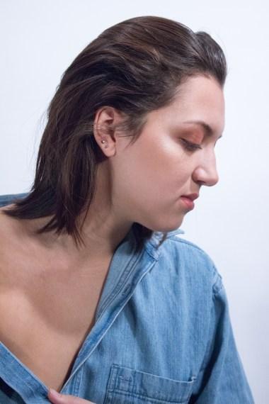 Model: Pierina Carlin Photographed by: Najai Johnson (myself) Edited by: Kyshan Wooten and Najai Johnson