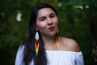 Jaida Grey Eagle, Institute of American Indian Arts