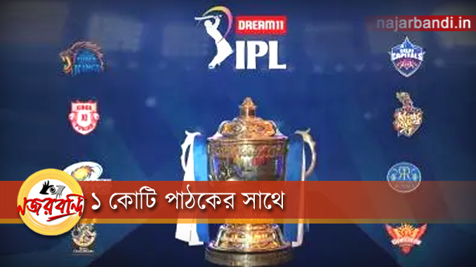 আর কয়েকঘণ্টার অপেক্ষা,শুরু হচ্ছে IPL-2020,এক নজরে দেখে নিন সম্পূর্ণ ক্রীড়া সূচি।