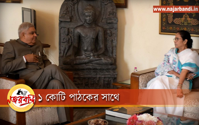 করোনা কাণ্ডে মুখ্যমন্ত্রী কে চিঠি।  বিচার বিভাগীয় তদন্তের দাবি রাজ্যপালের!