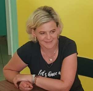 Ewa Kleina - pomoc nauczyciela