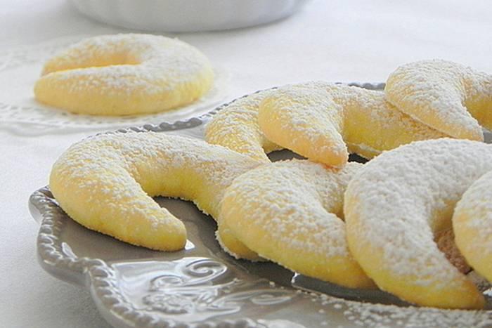 PUDING ROŠČIĆI: Fini keksići s okusom vanilije, jednostavni za pripremu