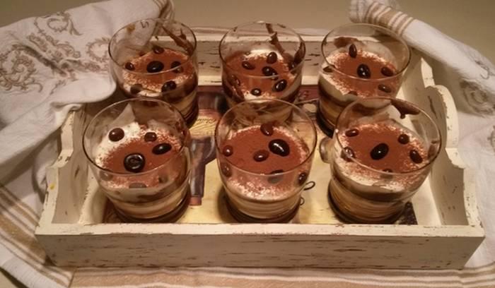 BRZI TIRAMISU: Desert u čaši, gotov za 15 minuta