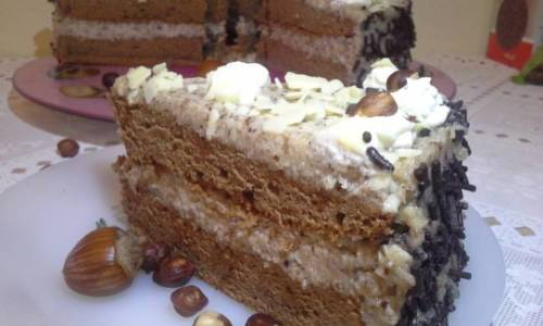 LJEŠNJAK TORTA: Odličan recept s detaljnim VIDEO uputama
