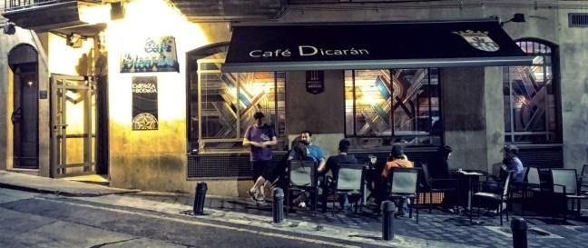 cafe dicaran - bar deportivo Nájera