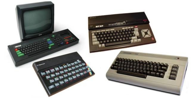 ordenadores 8bits