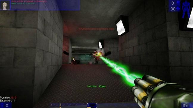 Detalle del juego Unreal Tournament