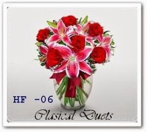 Bunga Mawar Import
