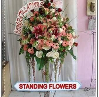 Bunga-Standing