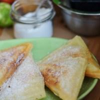 Ciastka francuskie inaczej (z tostera)