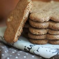 Bezglutenowe ciasteczka wegańskie (gryczane)