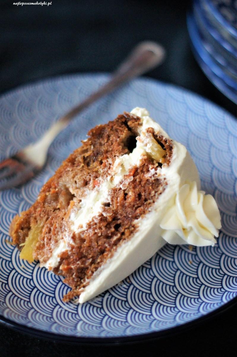 Ciasto marchewkowe- najlepsze z najlepszych