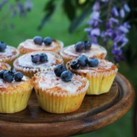 Muffiny cytrynowe z cukinii