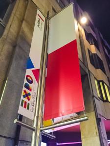 Krzysztof Rapsa wystawa na otwarcie EXPO MILANO - Galeria Hernandez