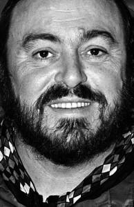 Luciano Pavarotti fot, Cz. Czapliński