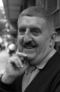 Jerzy Waldorff fot. Cz. Czapliński