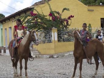 Kuba, Trinidad, jesień 2014