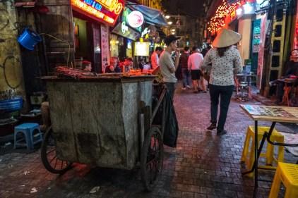 Wietnam, Ha Noi. Jesień 2017