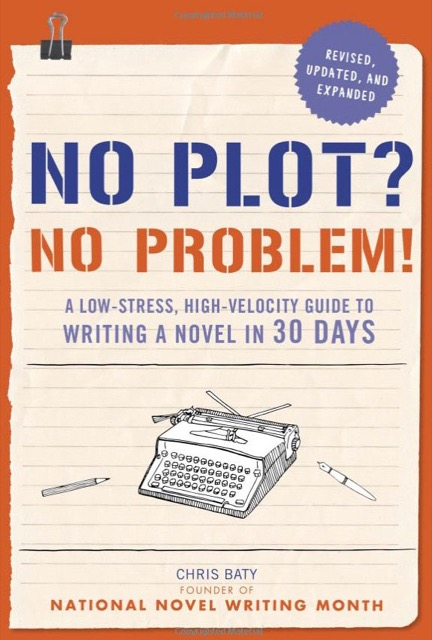 Novel-writing-book