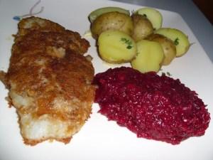 Ryba smażona w panierce Leimer Fisch - Palat