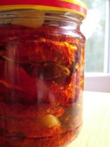 Piotrowe pomidory suszone w oleju